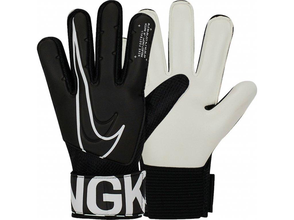 Detské brankárske rukavice Nike GK MATCH JR-FA19 GS3883 010