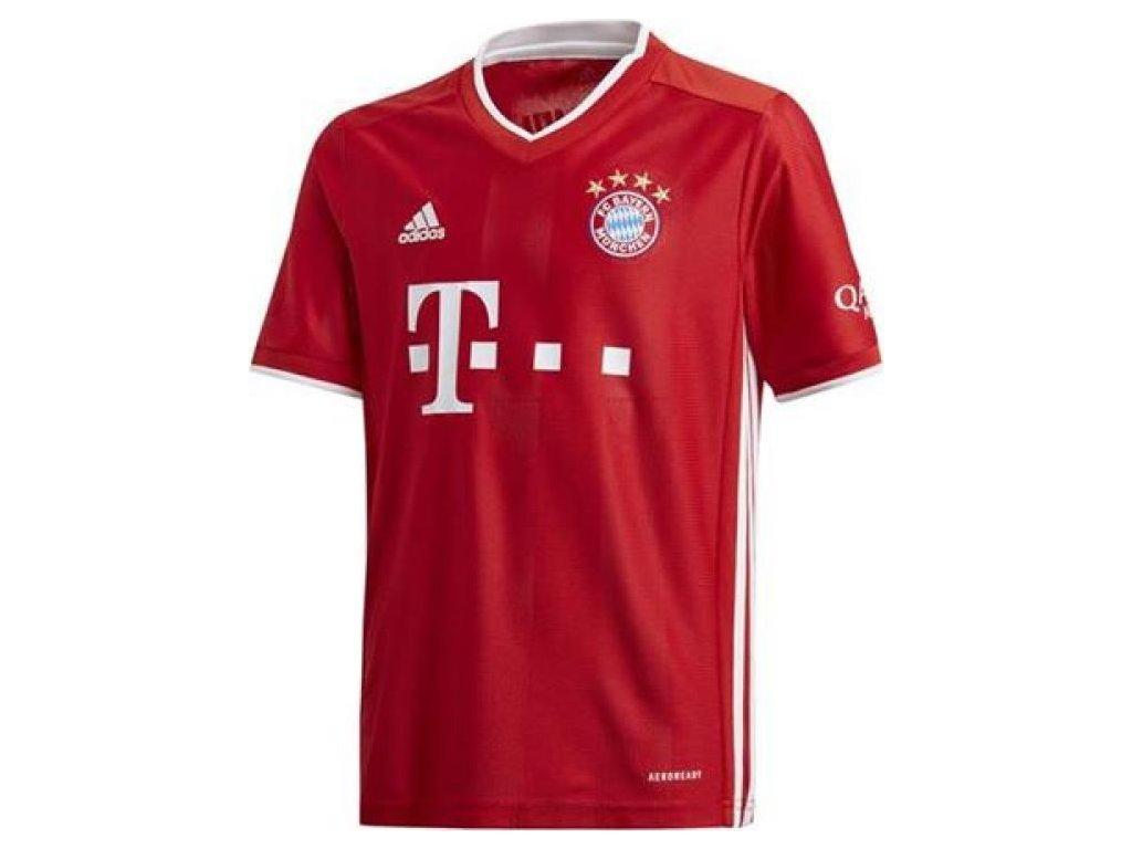 Detský dres adidas FC Bayern Home Jersey Junior FI6201