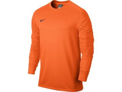 Brankársky dres NIKE PARK GOALIE II oranžový 588418 803