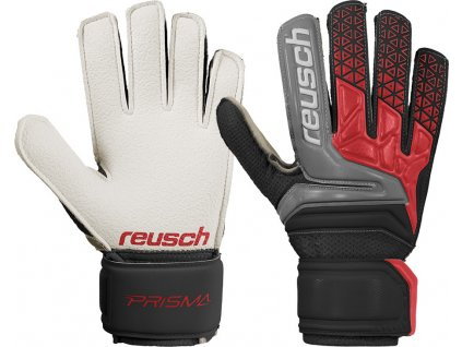 rekawice bramkarskie reusch prisma rg easy fit jun