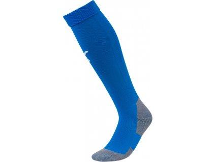 Štucne Puma Liga Socks Core Electric modré 703441 02