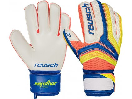 Brankárske rukavice Reusch Serathor Prime G2 3770935 456