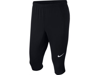 spodnie nike m dry academy 18 3 4 kpz czarne 893793 010 przod