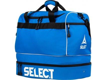 torba pilkarska select z pod dnem 53l niebieska 13873 przod