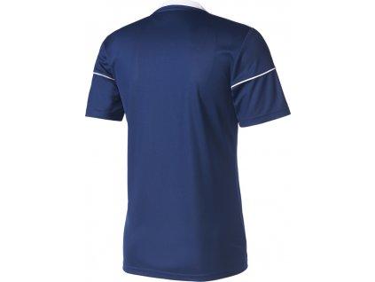 koszulka adidas squadra 17 jsy ss granatowa jr bj9171 przod