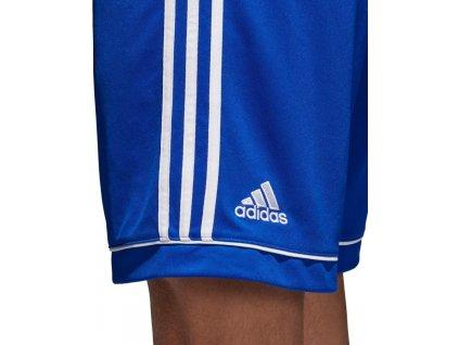 spodenki adidas squadra 17 niebieskie s99153 przod