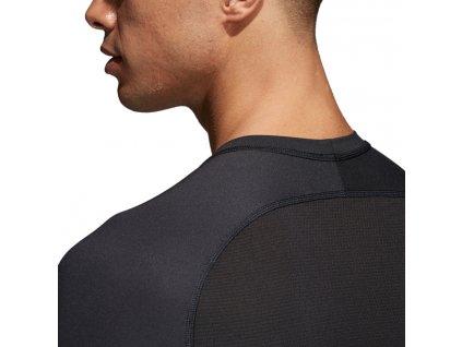 koszulka adidas alphaskin sprt sst m czarna cw9524 przod