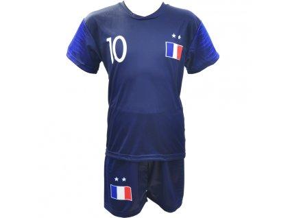Športový komplet Replika Mbappe Francja