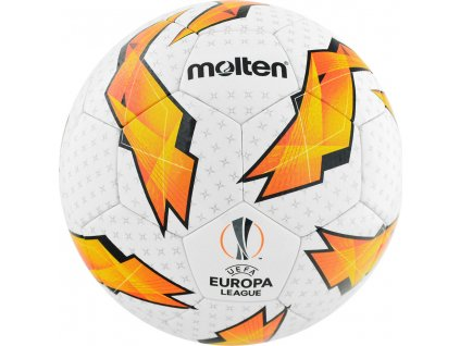 Futbalová lopta Molten Official UEFA Europa League F5U5003-G18