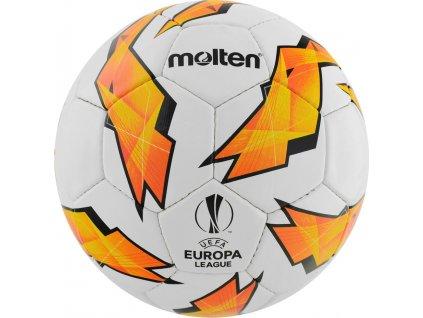 Futbalová lopta Molten Replika UEFA Europa League F5U1710-G18