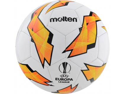 Futbalová lopta Molten Replika UEFA Europa League F5U1000-G18