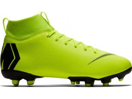 Detské futbalové kopačky Nike Mercurial Superfly 6 Academy MG JR AH7337 701