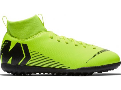 Detské futbalové turfy Nike Mercurial Superfly X 6 Club TF JR AH7345 701