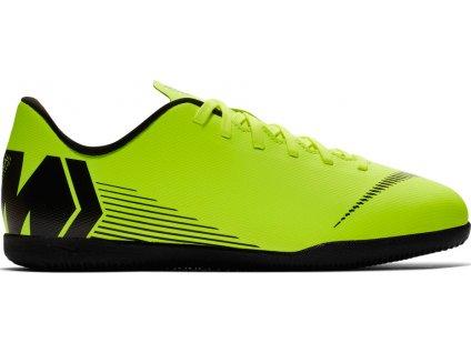 Detské futbalové halovky Nike Mercurial Vapor X 12 Club IC JR AH7354 701