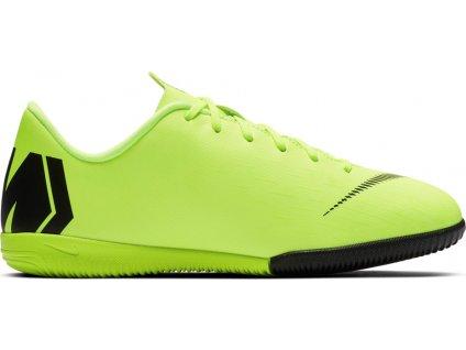 Detské futbalové halovky Nike Mercurial Vapor X 12 Academy IC JR AJ3101 701