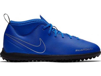 Detské futbalové turfy Nike Phantom VSN Club DF TF JR AO3294 400