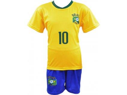 Športový komplet Replika Neymar Brazylia Mundial 2018