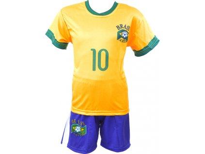 Komplet Replika Neymar 10 Brazil