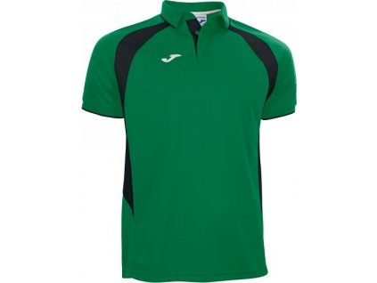 Polokošeľa POLO CHAMPION III GREEN-BLACK S/S