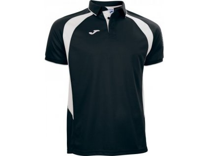 Polokošeľa POLO CHAMPION III BLACK S/S