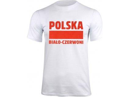 Tričko Polska Biało-Czerwoni S337909