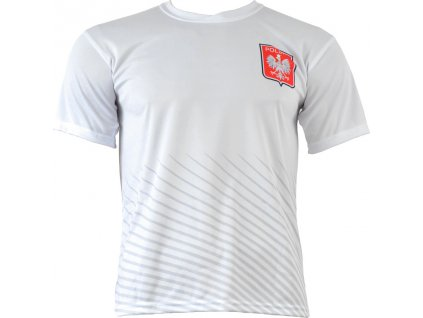 Detský dres Replika Euro 2016 Polska 9