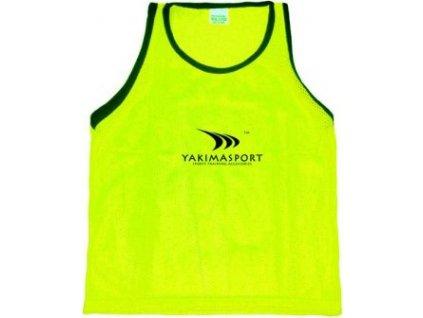 Rozlišovačka  Yakimasport žltá 100019
