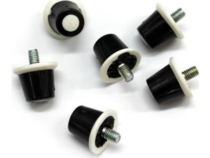 Plastové kolíky 16mm Rucanor 144 kusov