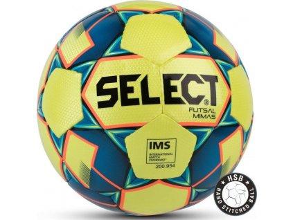 Halová lopta Select Futsal Mimas IMS 2018 Hala 14159