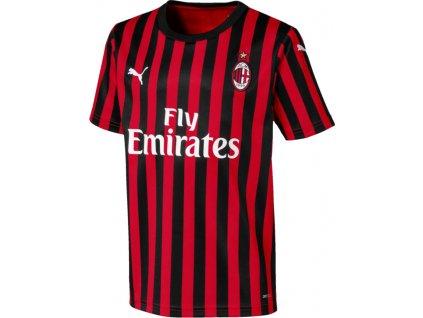 Detský dres Puma AC Milan Home Shirt Replica SS Kids 755861 01