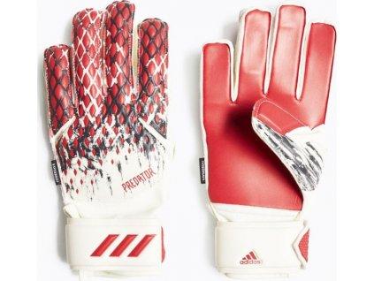 Detské brankárske rukavice adidas Predator FS MNJ FR8373