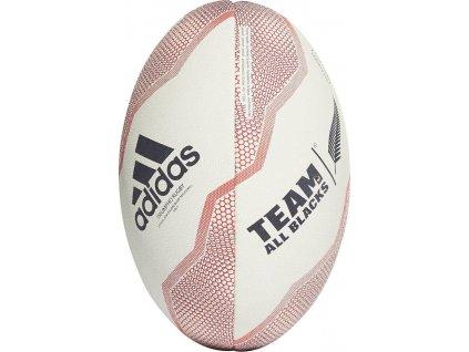 Rugby lopta adidas NZRU R Ball biela DN5543