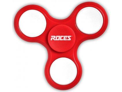 Fidget Spinner Roces červená / biela 30596 01