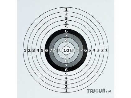 Terč 14x14 WKT