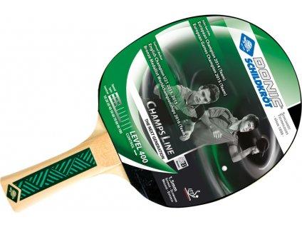 Raketa na stolný tenis DONIC CHAMPS LINE 400  705142