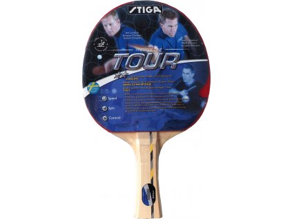 Raketa na stolný tenis Stiga Tour ** 163301