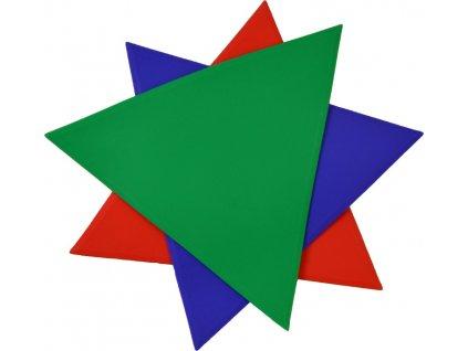 Značka na parkety SMJ  zelená VFMN-FLTR