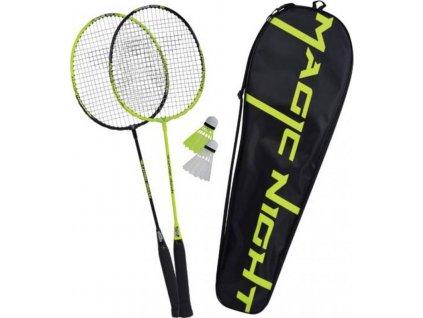 Súprava na badminton Talbot Torro Magic Night Set 449405
