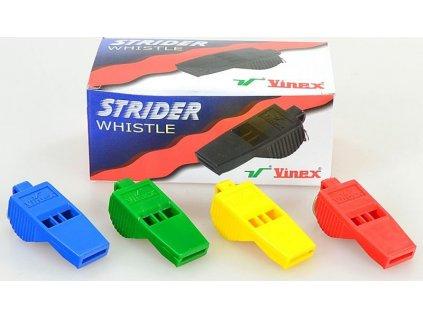 Píšťalka VINEX VPW-PL10S12 plastová 1 kus