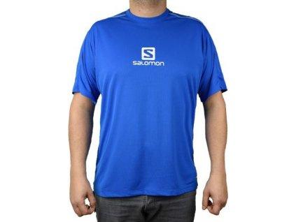 Tričko Salomon Stroll Logo SS M 392805