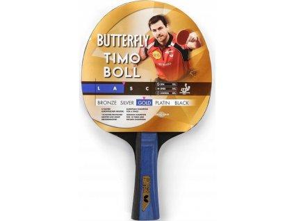 Raketa na stolný tenis Butterfly Timo Boll Gold 85021
