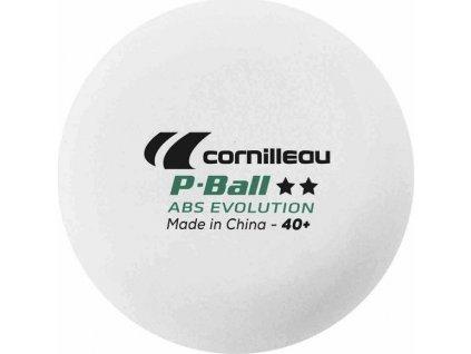 Loptičky na stolný tenis Cornilleau P-Ball 2** 6 ks. 330050