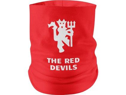 Nákrčník Red devils, červený