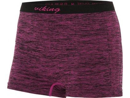 Dámske termo spodné prádlo Viking Emma ružové 500-20-0202-50