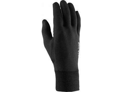 Bežecké rukavice Viking Runway Multifunction čierna 140-18-2740-09