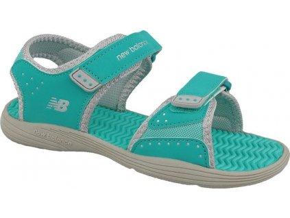 Detské sandále New Balance Jr K2004GRG