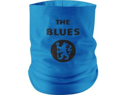 Nákrčník the blues čierno modrý
