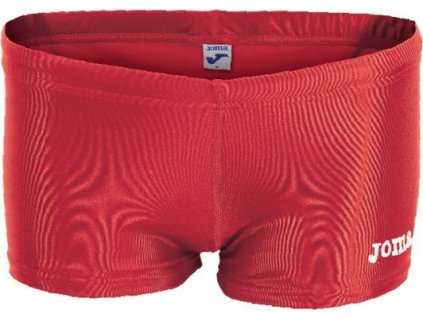 Dámske šortky ELASTIC SHORT RECORD WOMAN RED