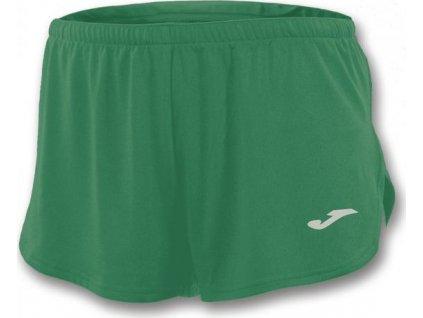 Bežecké šortky RUNNING GREEN