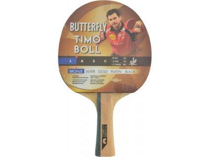 Raketa na stolný tenis Butterfly Timo Boll Bronce 85011